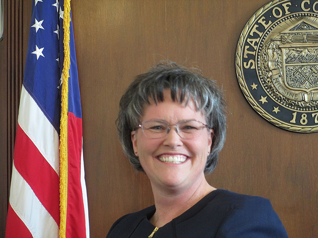 Suzanne Bothell, District 1 Commissioner