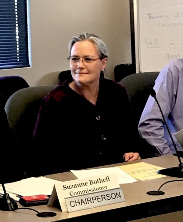 COMMISSIONER SUZANNE BOTHELL RE-ELECTED STEERING COMMITTEE CHAIR
